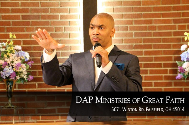 Bishop Darrin Phelps